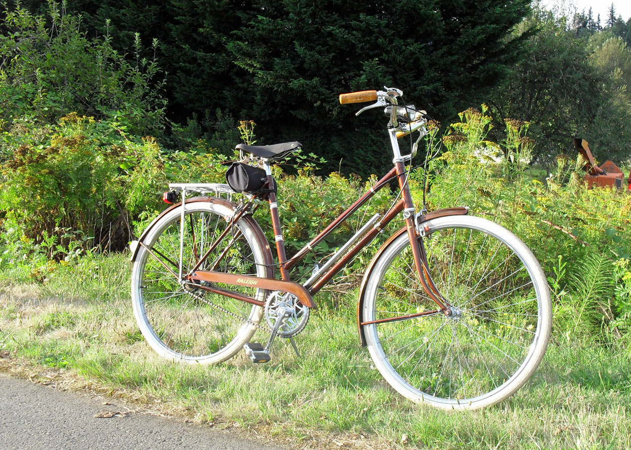 The 69 Raleigh Sports Rideblog